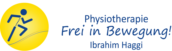 Logo Physiotherapie Frei in Bewegung!