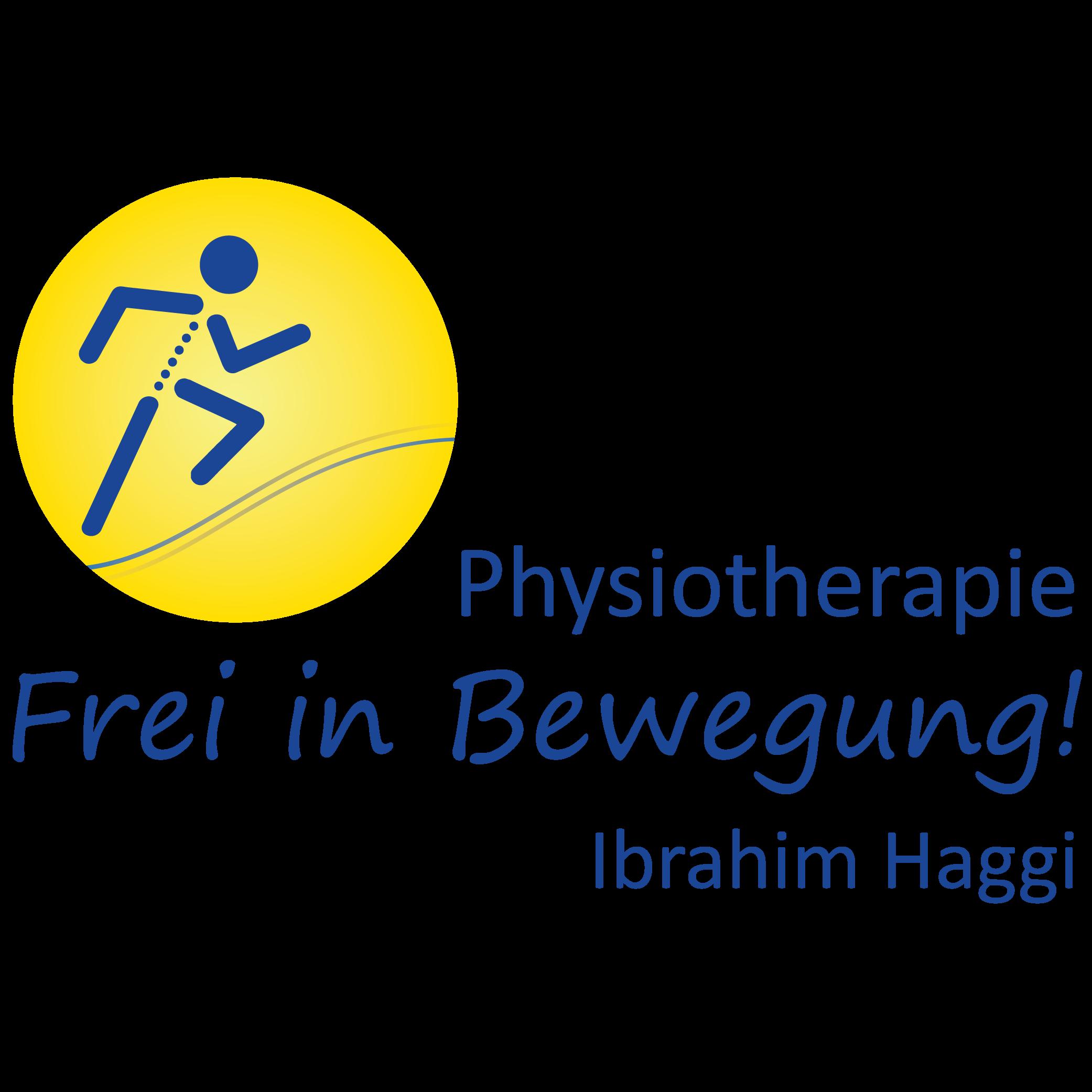Logo Physiotherapie Frei in Bewegung!